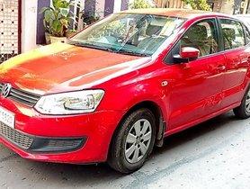Well-kept 2010 Volkswagen Polo for sale