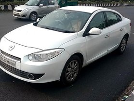 Used Renault Fluence 2.0 2011 for sale