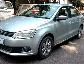 Used Volkswagen Vento car for sale at low price