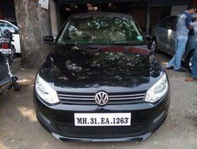 Used 2012 Volkswagen Polo car at low price
