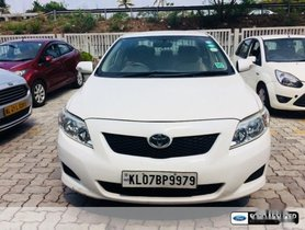 Used Toyota Corolla Altis Diesel D4DJ 2010 for sale