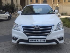 Used Toyota Innova car at low price