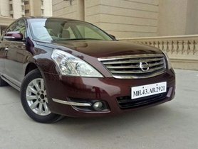 Used 2010 Nissan Teana for sale at low price