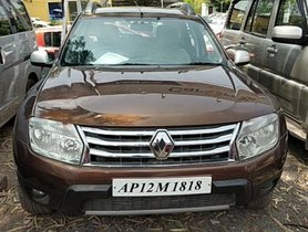 Used Renault Duster 110PS Diesel RxZ Pack 2012 for sale