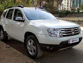 Well-kept 2014 Renault Duster for sale at low price