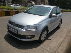 Good Volkswagen Polo 2013 for sale in Mumbai
