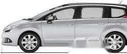 Used Volkswagen Polo Diesel Trendline 1.2L 2010 in Amreli
