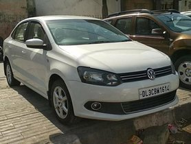 Used Volkswagen Vento 2013 for sale
