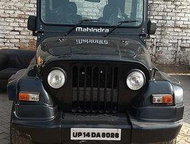 Used Mahindra Thar DI 4X2 2016