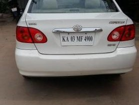 Used 2003 Toyota Corolla for sale in best price
