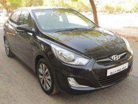Used Hyundai Verna 1.6 SX VTVT 2014 by owner