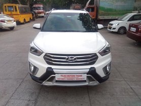 Hyundai Creta 1.6 CRDi AT SX Plus 2016 in Thane