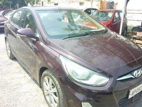 2012 Hyundai Verna for sale