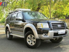 Used 2008 Ford Endeavour for sale