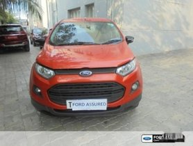 Used 2016 Ford EcoSport car at low price
