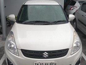 Maruti Suzuki Swift Dzire 2012 for sale in Chennai