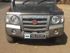 Used 2016 Force Gurkha car at low price