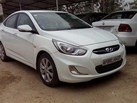 Excellent 2012 Hyundai Verna for sale