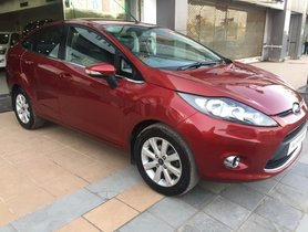 Used 2012 Ford Fiesta for sale at low price
