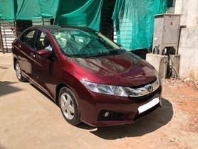 2016 Honda City for sale at low price in Chennai