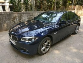 Used BMW 5 Series 530d Highline Sedan 2014 for sale