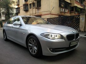 Used 2013 BMW 5 Series for sale in Mumbai