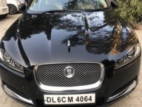 Good as new Jaguar XF 2013 for sale  in New Delhi