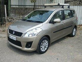 2013 Maruti Suzuki Ertiga ZXI for sale at low price