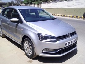 Volkswagen Polo 1.2 MPI Highline 2015 for sale
