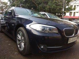 Used BMW 5 Series 525d Sedan 2012 in New Delhi