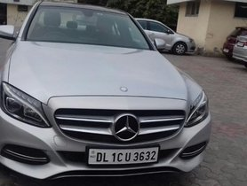 Used 2015 Mercedes Benz C-Class for sale in New Delhi