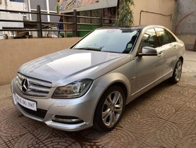2013 Mercedes Benz C-Class C 220 CDI BE Avantgare for sale