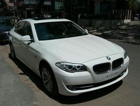 Used 2013 BMW 5 Series 525d for sale