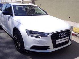 Used Audi A6 2.0 TDI Technology 2013 for sale