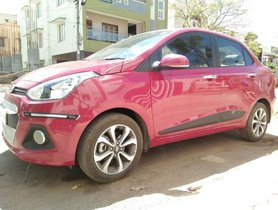 Used 2015 Hyundai Xcent 1.2 Kappa AT SX Option for sale