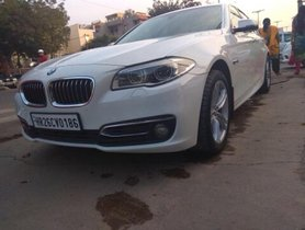 Used 2016 BMW 5 Series 520d Luxury Line for sale