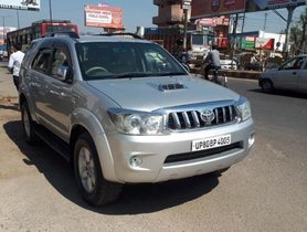 Used Toyota Fortuner 2.8 4WD MT 2010 for sale at best deal