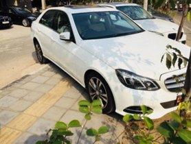 2014 Mercedes Benz E Class E250 CDI Avantgarde for sale