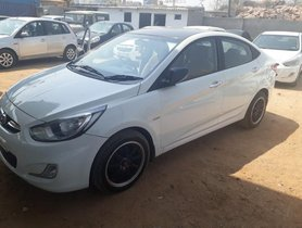 Hyundai Verna 2012 in good condition for sale