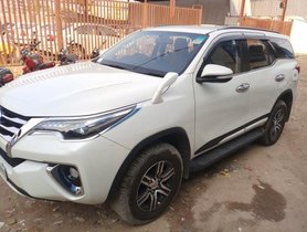 Used 2016 Toyota Fortuner New for sale at low price