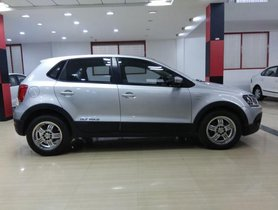 Used Volkswagen CrossPolo 1.5 TDI 2014 for sale