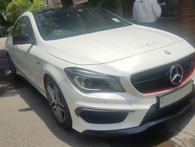 Used 2015 Mercedes Benz CLA for sale