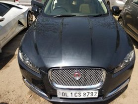 Used 2014 Jaguar XF for sale at low price