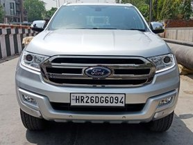 Used 2017 Ford Endeavour for sale