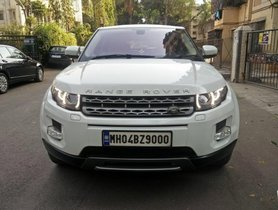 Used 2013 Land Rover Range Rover Evoque for sale