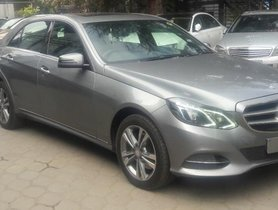 2013 Mercedes Benz E Class E250 CDI Avantgarde for sale