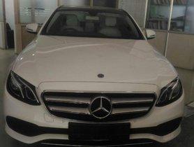 Used Mercedes Benz E Class E 200 2017 for sale