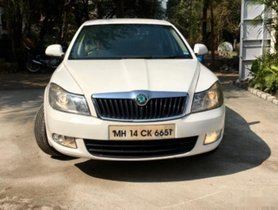 Used Skoda Laura 1.9 TDI AT Ambiente 2011 for sale at low price