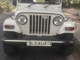 Used Mahindra Thar car for sale at low price