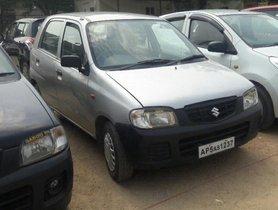 Used 2006 Maruti Suzuki Alto car at low price